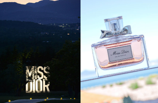 The Scent of Love ! 认识为爱而生的Miss Dior